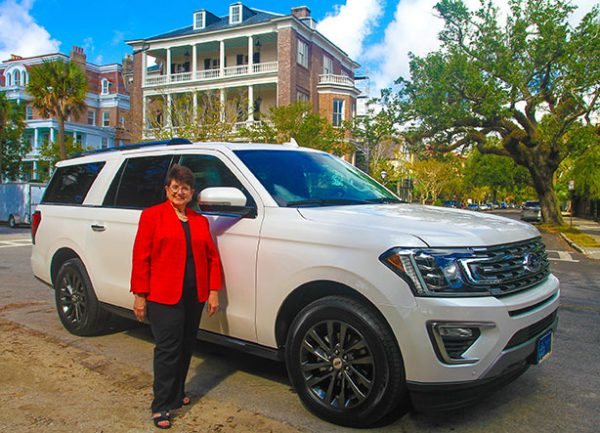 Charleston Tours and Events